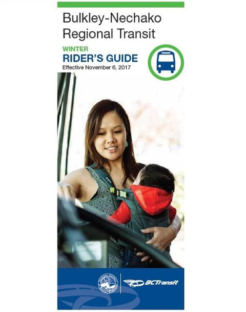 Bulkley-Nechako Riders Guide